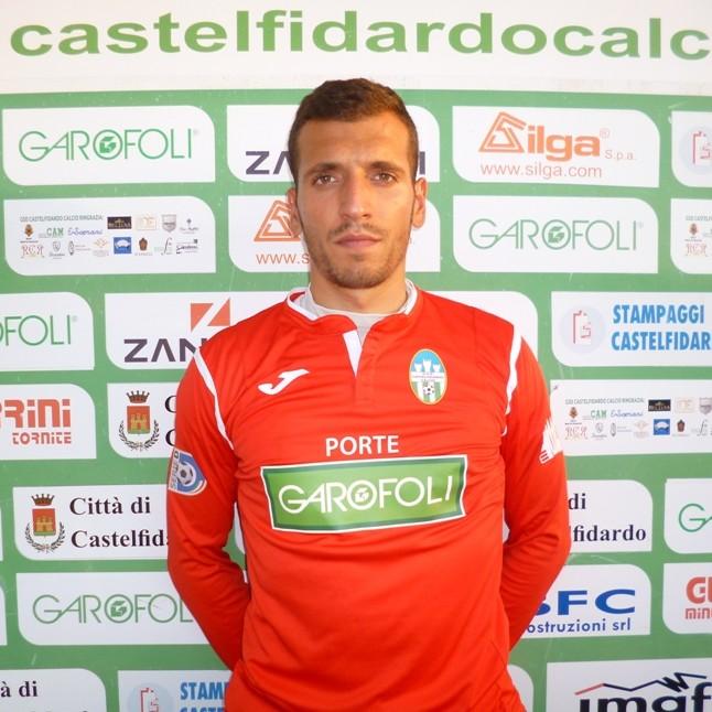 Alessandro Falcetelli 28-09-1993 PORTIERE