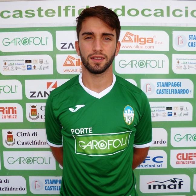 Antonio Calabrese ATTACCANTE