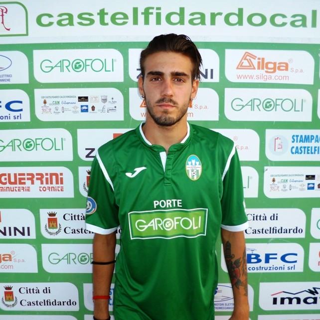 Davide Montagnoli 04-08-1997 ATTACCANTE