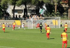 Il gol di Davide Montagnoli