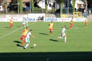 Mihaylov in azione