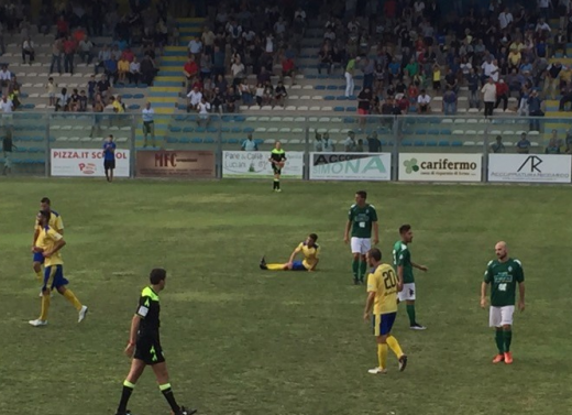 Fermana- Castelfidardo  1-0