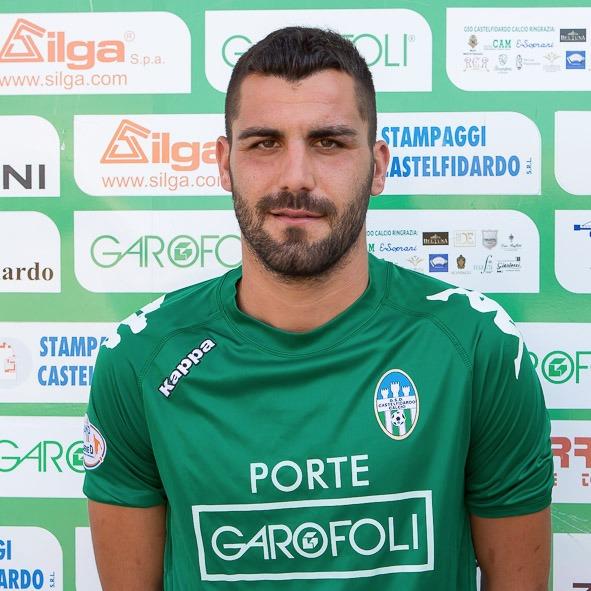 Filipponi, autore del gol partita