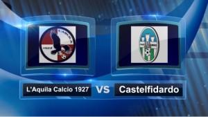 L'Aquila-Castelfidardo:le interviste