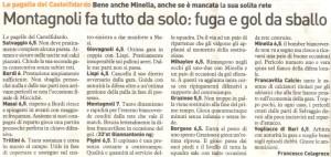 Le pagelle - Corriere Adriatico
