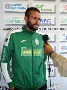 Alessandro Borgese ai microfoni di Lorenzo Ottaviani di TVRS.