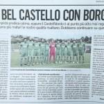 Borgese, l'intervista del Corriere Adriatico