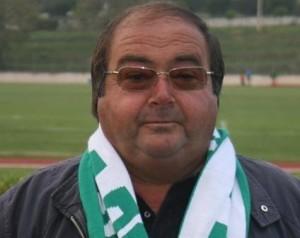 Il presidente Franco Baleani