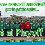 Juniores play-off