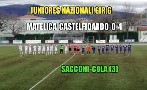 Matelica-Castelfidardo (Juniores)