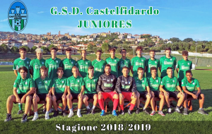 SQUADRA Juniores 18-19