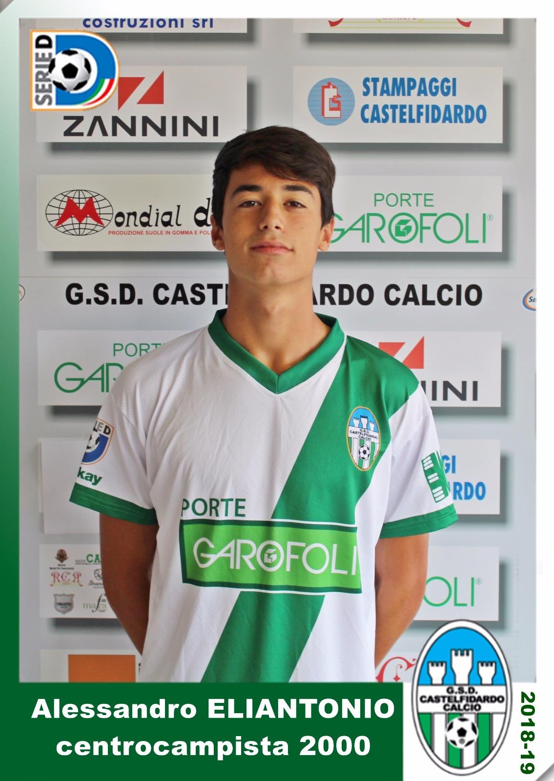 Alessandro ELIANTONIO