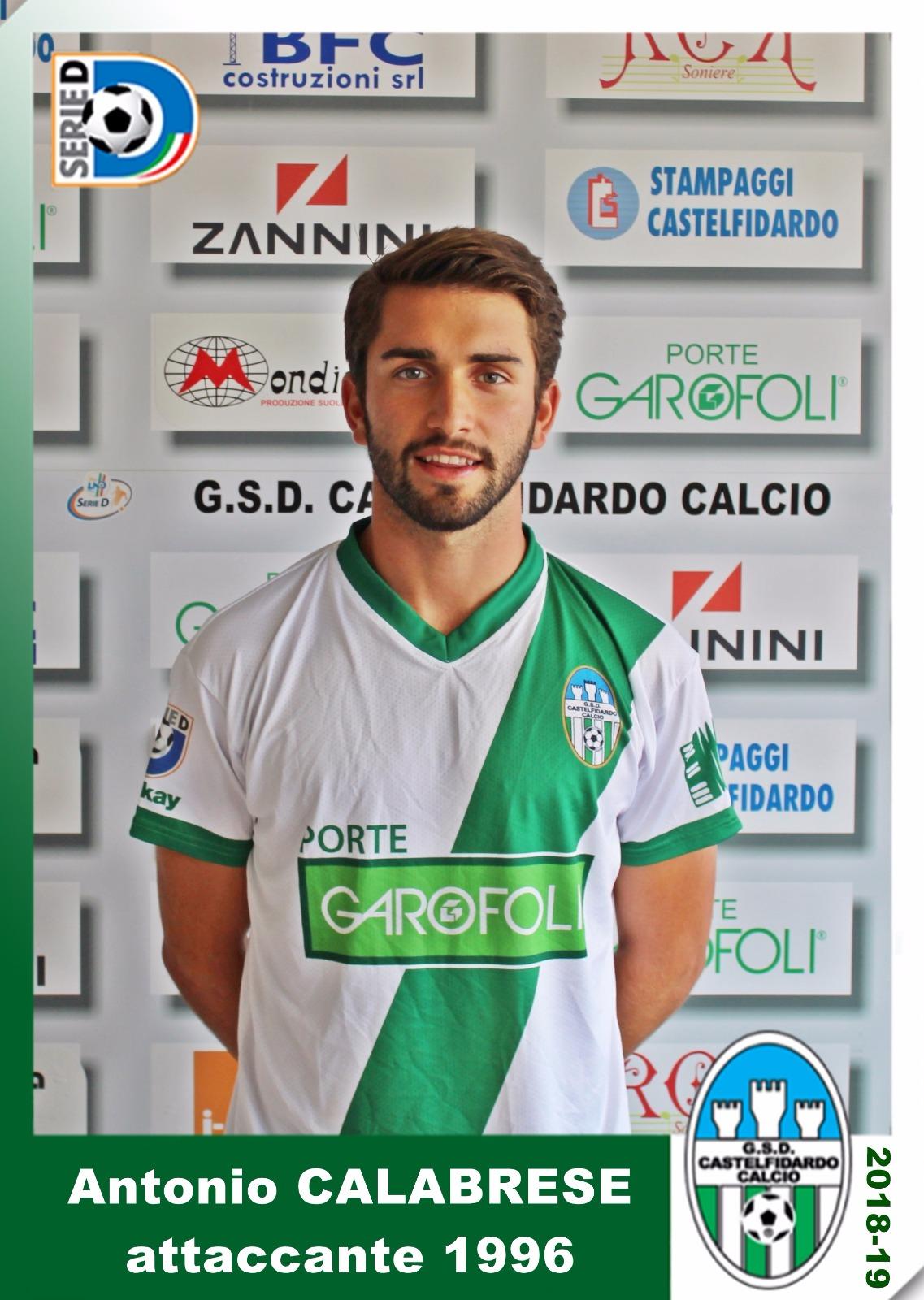 Antonio CALABRESE