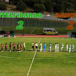 Castelfidardo-Agnonese: 2-2