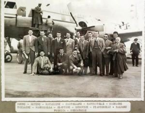 La squadra fidardense in partenza per la Sardegna