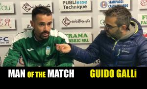 Guido Galli, man of the match