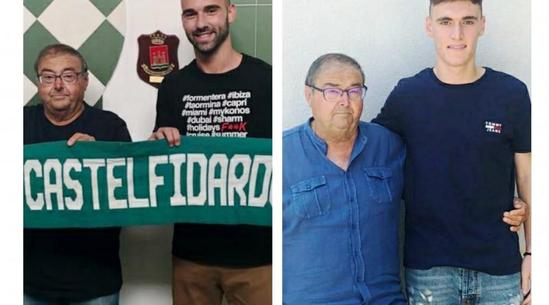 RIZZI E GUERRI FIRMANO PER IL CASTELFIDARDO